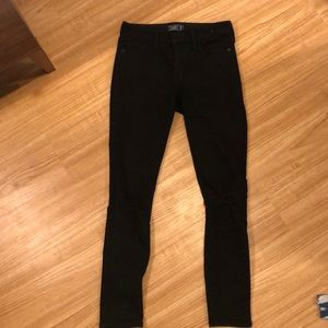 Abercrombie skinny ankle length jeans